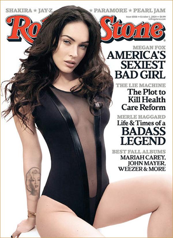 20090918 megan1 Megan Fox Rolling Stone
