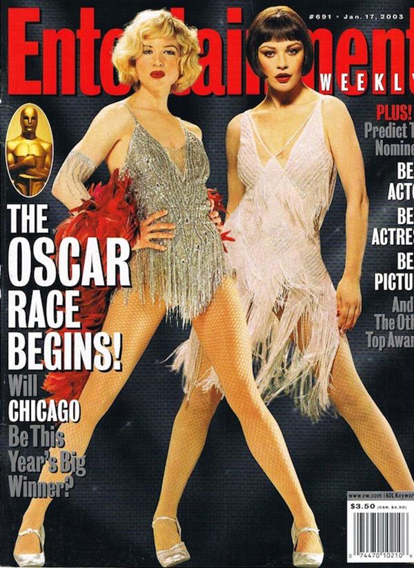 Entertainment Weekly: ... Renee Zellweger