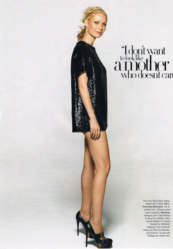 Bazaar Patrick Demarchelier Gwyneth Paltrow July 21 Gwyneth Paltrow Bazaar