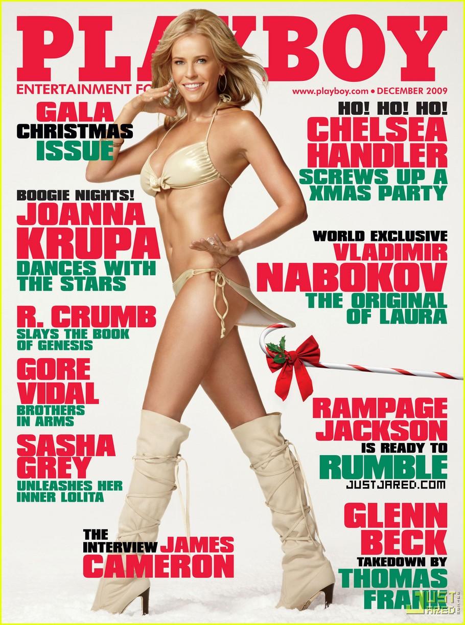 CHELSEA handler wtf Playboy:  Chelsea Handler