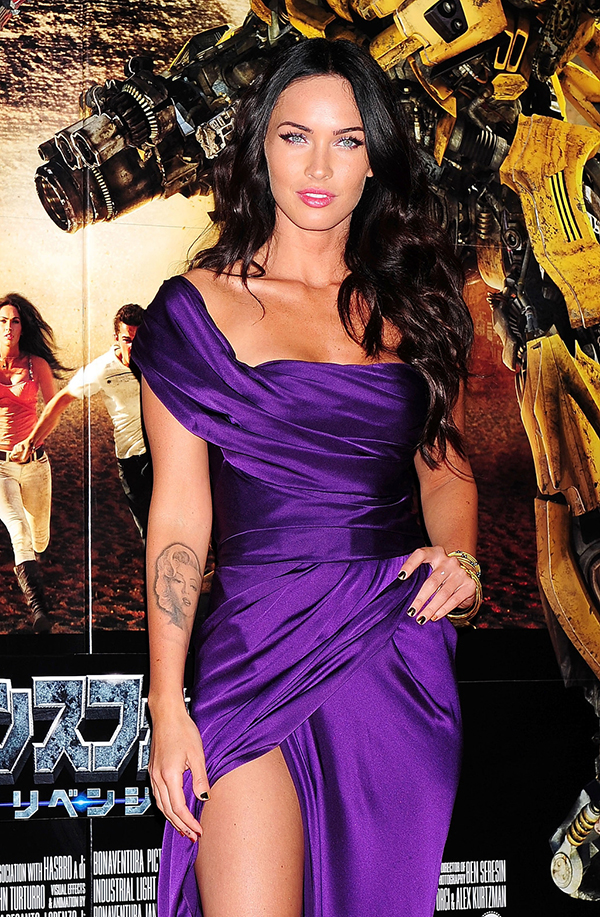 fox Megan Fox Transformers 2 Tour
