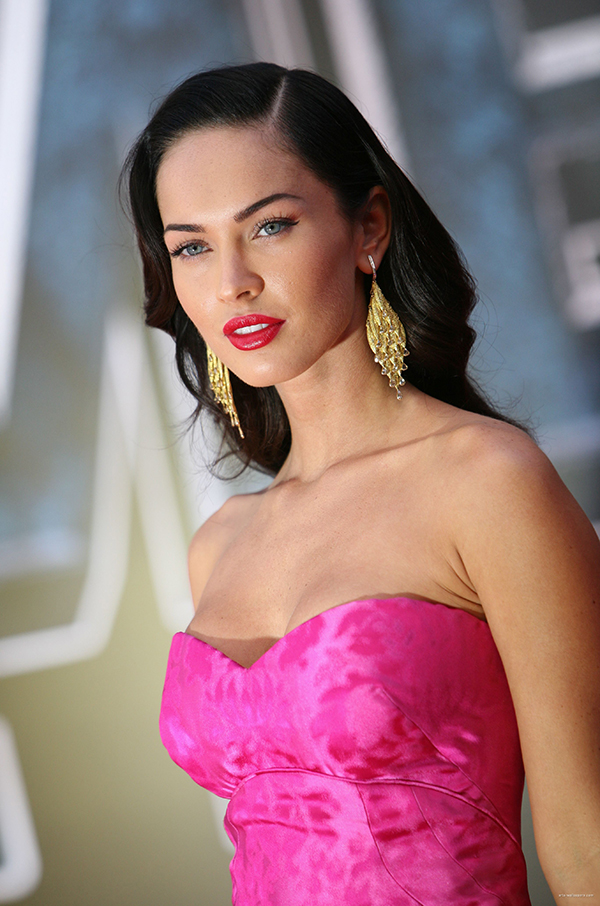 megan fox transformers moscow premiere1 Megan Fox Transformers 2 Tour