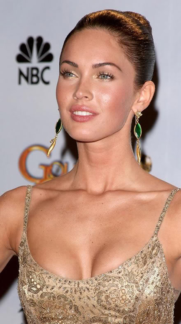 meganfox3 2 Megan Fox Golden Globes