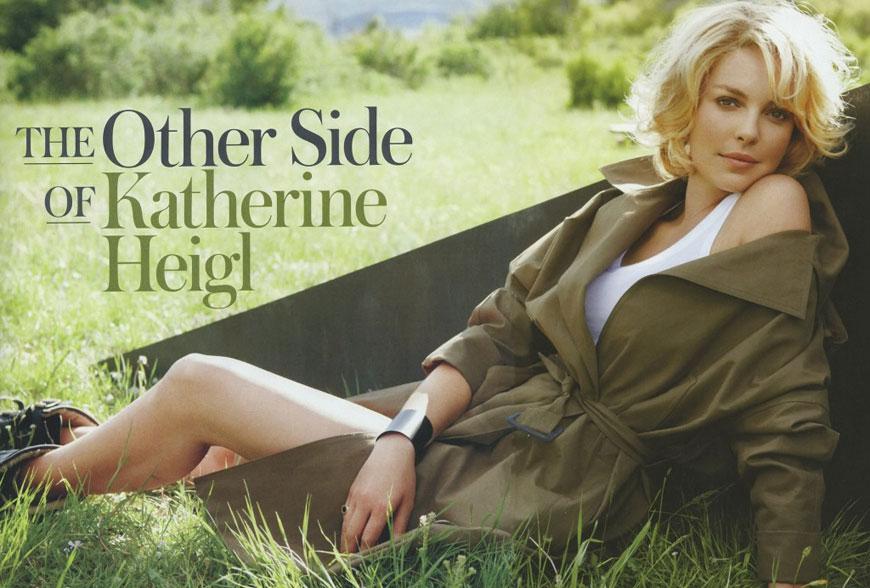 Katherine Heigl instyle Katherine Heigl InStyle