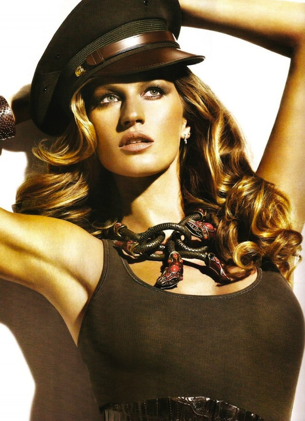 Gisele Latin Vogue | Pati PREMA Dubroff жизель бюндхен