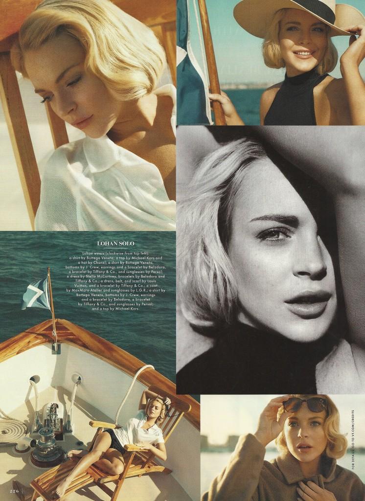 Sept 5 746x1024 Adrift... Lindsay Lohan