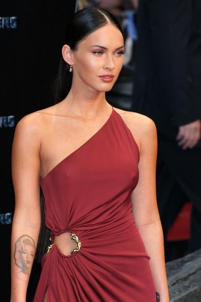 megan fox transformers 2 premiere. Megan Fox Transformers 2 Tour