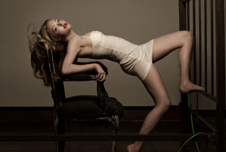 Amanda Seyfried: GQ