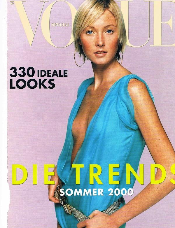 German Vogue: Maggie R...