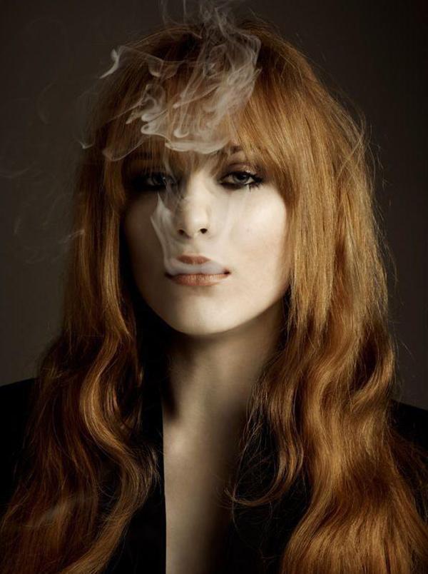 evan rachel wood Latin Vogue:  Evan Rachel Wood