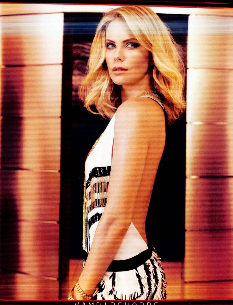 Charlize Theron InStyle US 785x1024 Charlize Theron: In Style